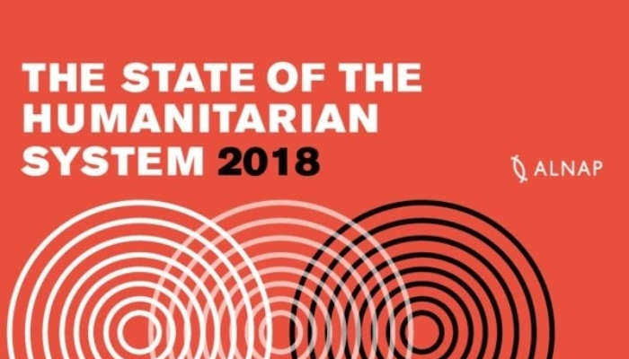 Presentation of the State of the Humanitarian System Report
